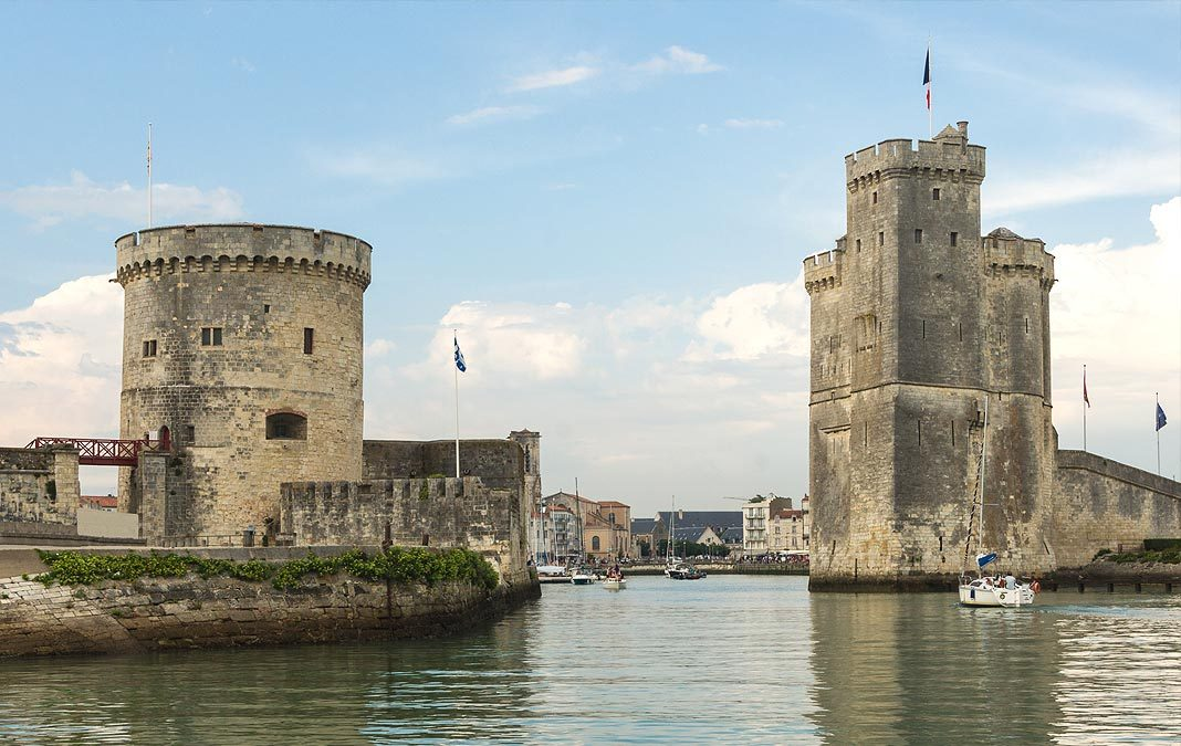 Un week-end à La Rochelle