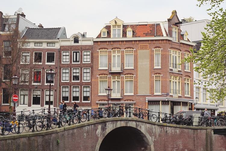Amsterdam centre ville