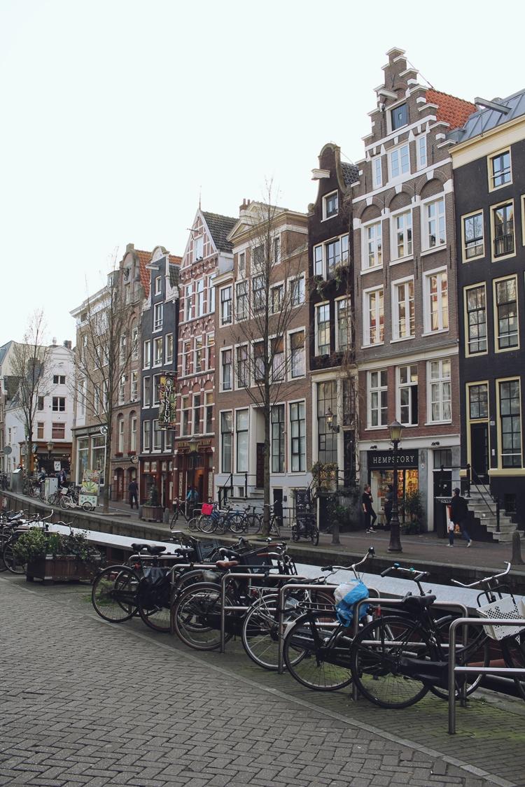 Les quais d'Amsterdam