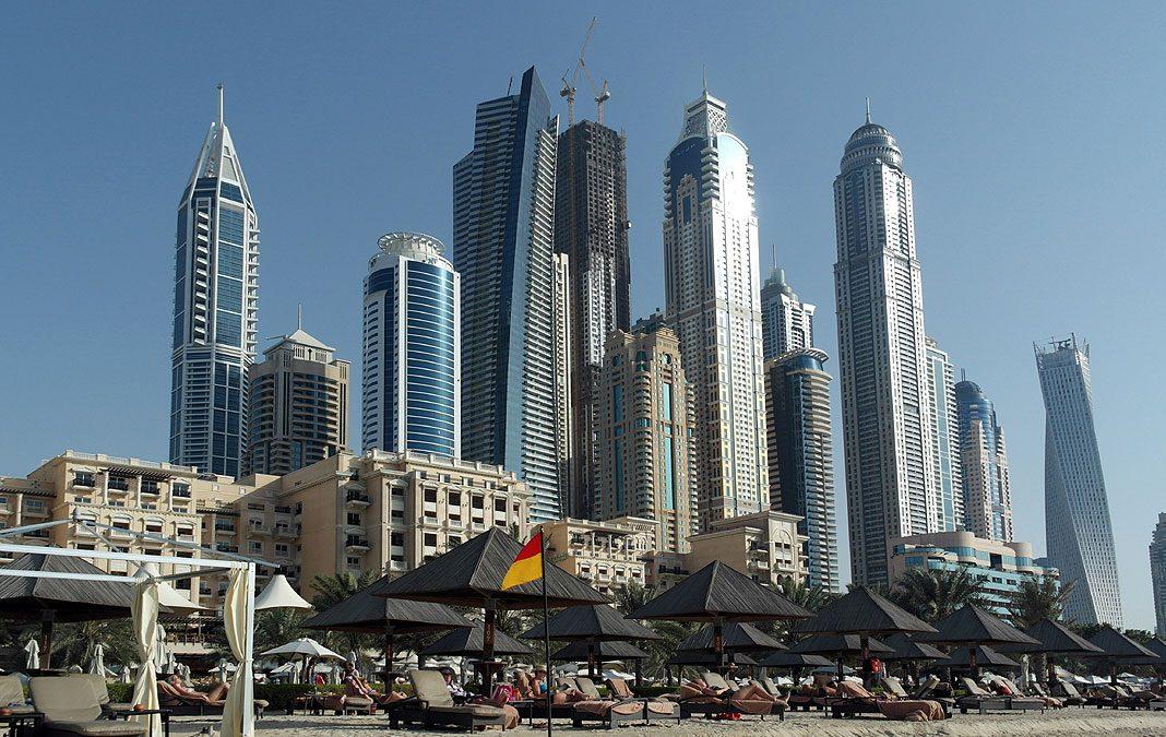 Mon séjour à Dubaï