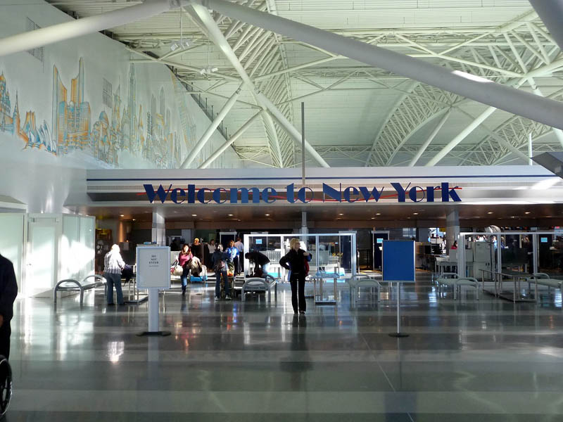Aéroport New-York JFK