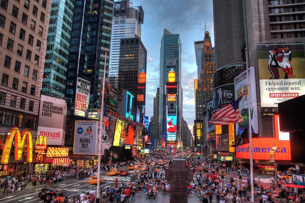 Voyage de 7 jours à New-York
